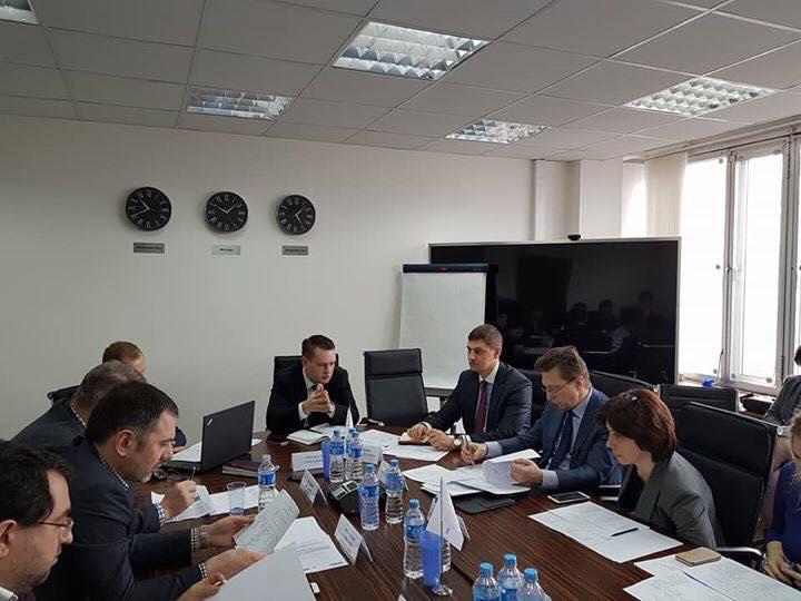 Заседание группы АСИ Регистрация